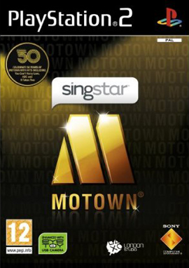 SingStar: Motown (PS2, PS3 European import). Based on music selection alone, ...