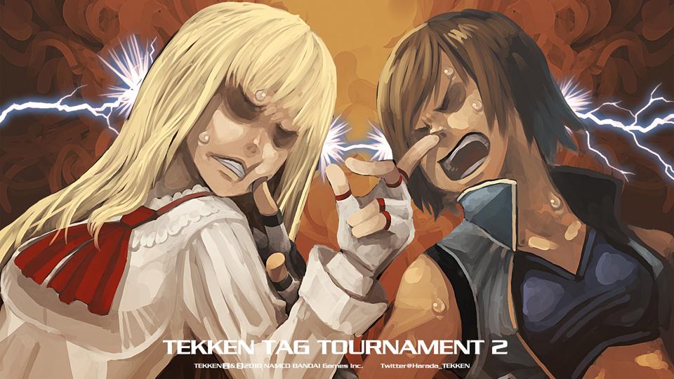 Wallpaper Lili And Asuka Tekken Tag Tournament 2 Otakuxgamer